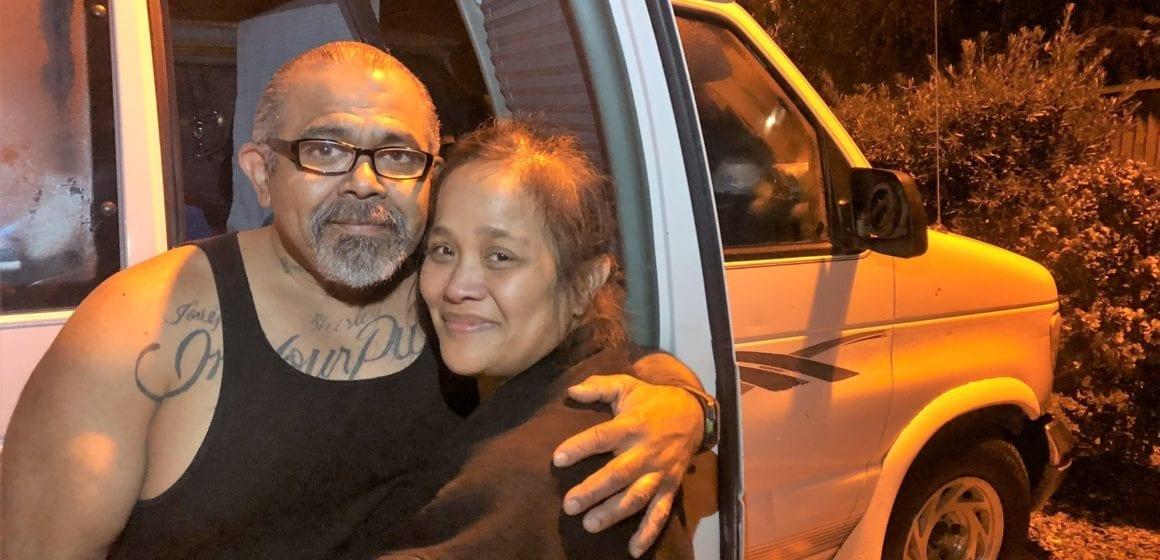 Life inside a cramped van: A look at San Jose's safe parking program