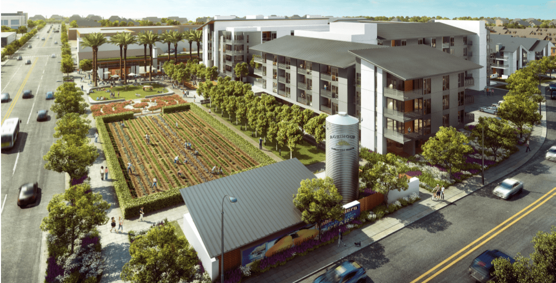 Santa Clara approves first-of-its-kind housing with urban farm