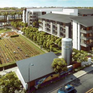 Agrihood's urban farm housing project poised for spring groundbreaking in Santa Clara