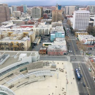Staedler: The world is watching downtown San Jose