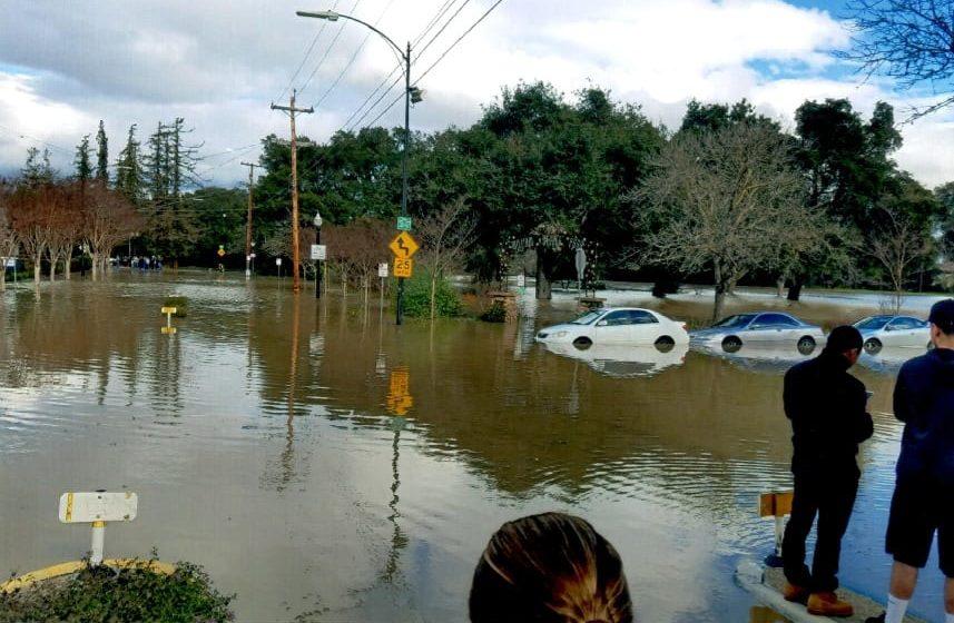 La demanda por inundaciones en Coyote Creek continúa contra San José, distrito del agua