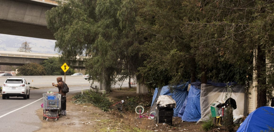 Surviving the pandemic: How to get into a homeless shelter in Silicon Valley