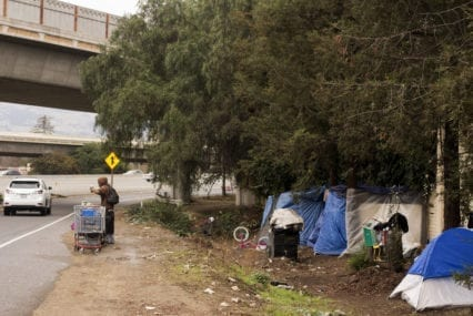 Shaw: Legal encampments could help homeless transition into housing