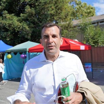 Liccardo's focus in 2019: Housing, housing, housing