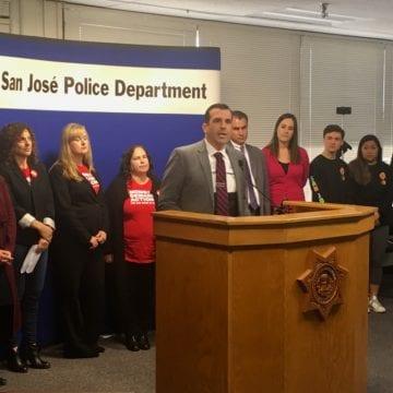 Mayor Sam Liccardo unveils plan to strengthen local gun laws