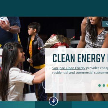 A sneak peek: San Jose City Hall unveils its new six-figure website