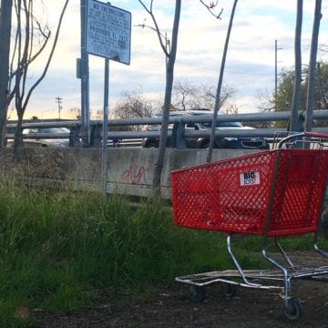San Jose officials consider crackdown on abandoned shopping carts