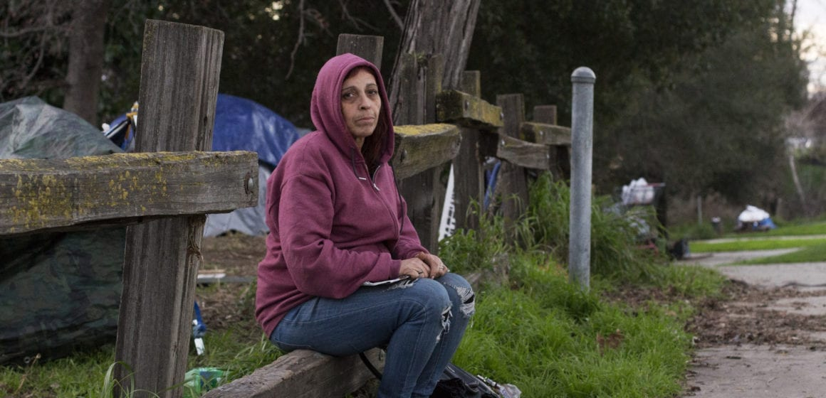 Why does San Jose sweep homeless encampments?