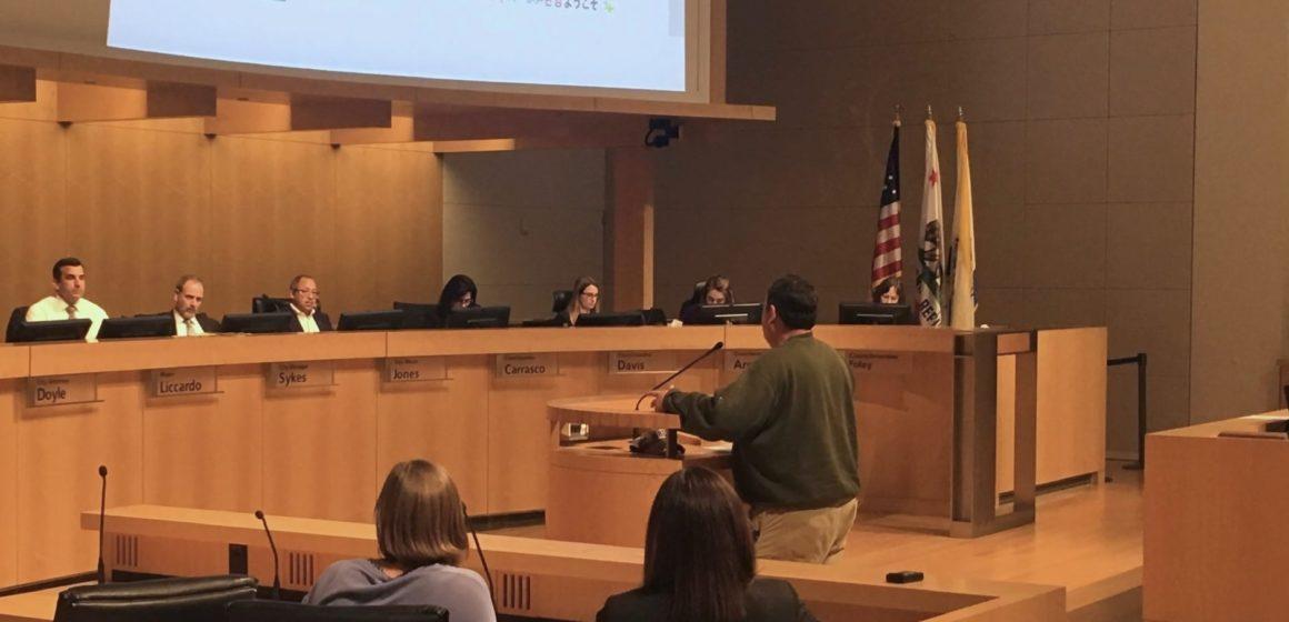Should San Jose move up its public comment period?