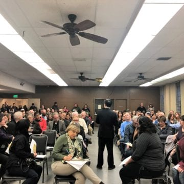 Willow Glen residents come out in force against homeless project