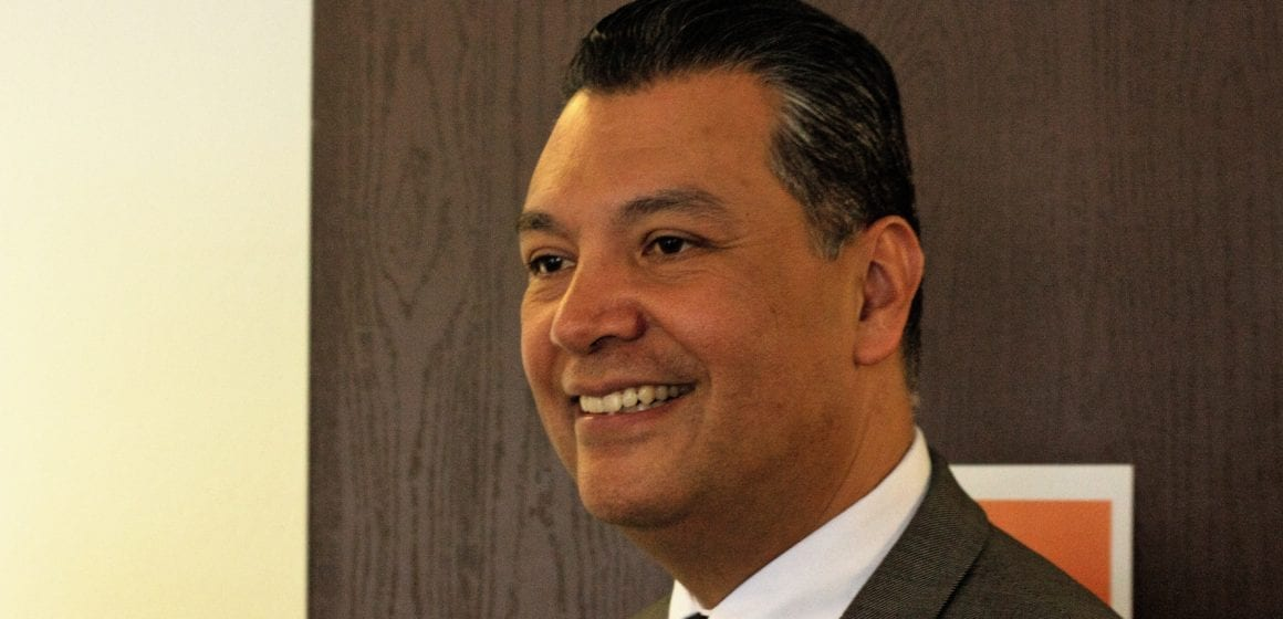 Secretary of State Alex Padilla talks 2020 elections with immigration leaders