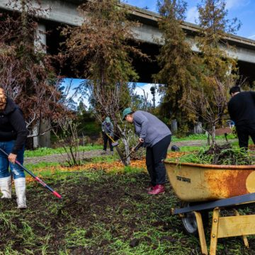 Veggielution brings farms, food and family to East San Jose