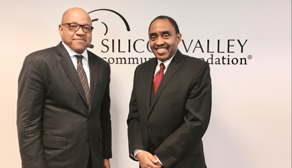 Silicon Valley Community Foundation employees 'stunned' by Emmett Carson's new gig