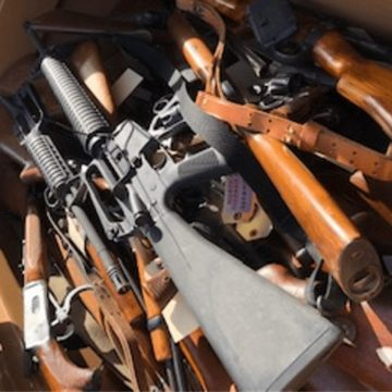 Santa Clara County law enforcement have taken 6,000 guns off streets