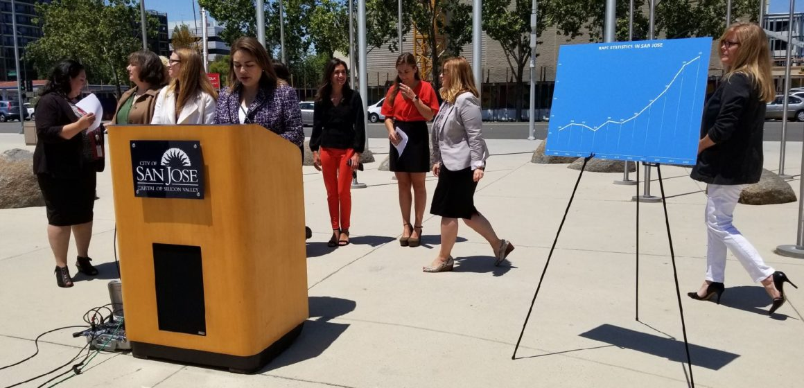 Rapes in San Jose tripled in ten years; lawmakers want answers