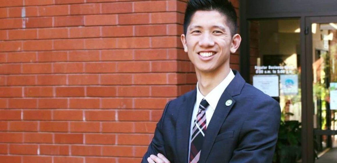 Mason Fong breaks barriers as a South Bay councilman