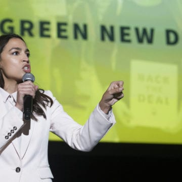 Latshaw and Sreekrishnan: Green New Deal is the story of our future