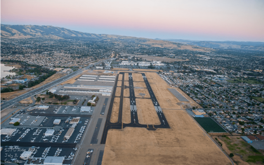 Santa Clara County sued over plans to close Reid-Hillview Airport