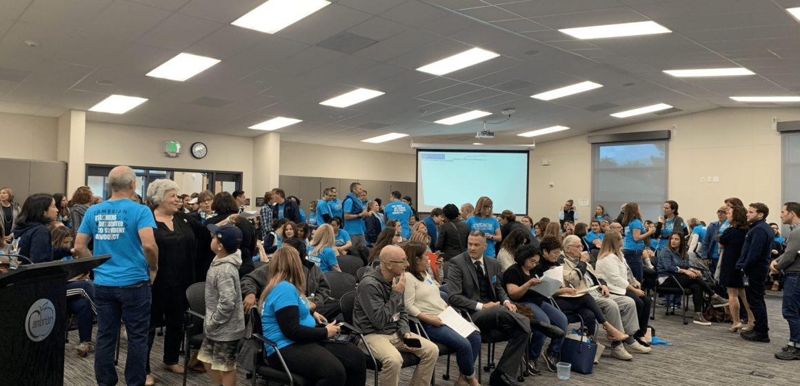 Tổng giám đốc Hạt Santa Clara kêu gọi Sacramento sửa chữa tài trợ giáo dục
