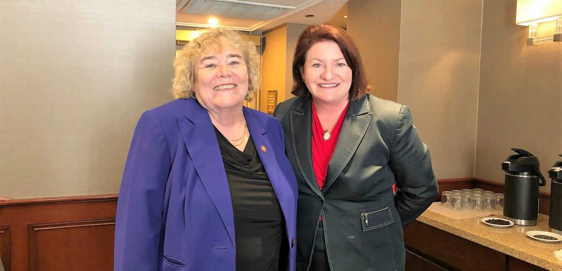 From immigration to health care: A sitdown with Zoe Lofgren