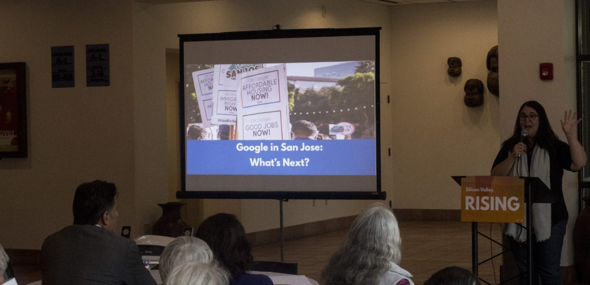 Google in San Jose: Dozens of East San Jose residents ask 'What's next?'