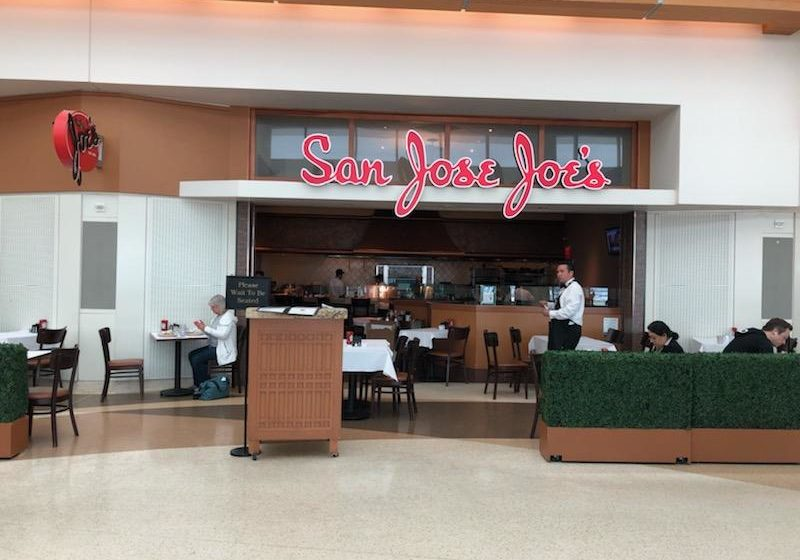 Two iconic San Jose restaurants forced out of airport
