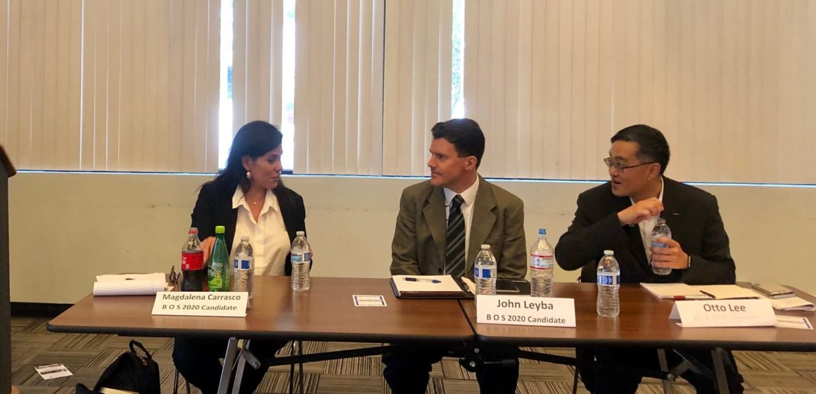Santa Clara County supervisorial candidates square off on immigration, housing
