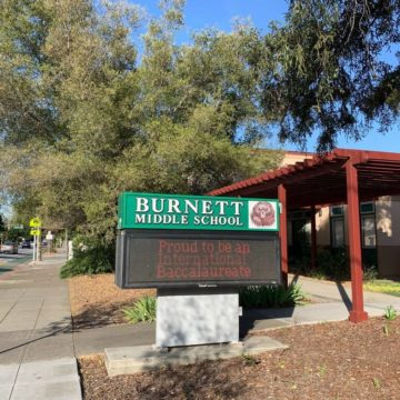 Here are the finalists for Burnett Middle School's new name