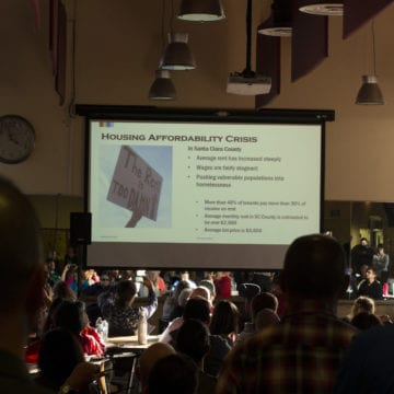 'Livid' downtown San Jose residents slam proposed homeless housing project