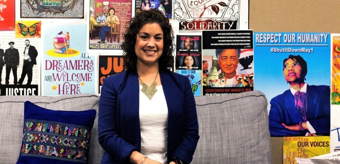 A sitdown with Dianna Zamora-Marroquin