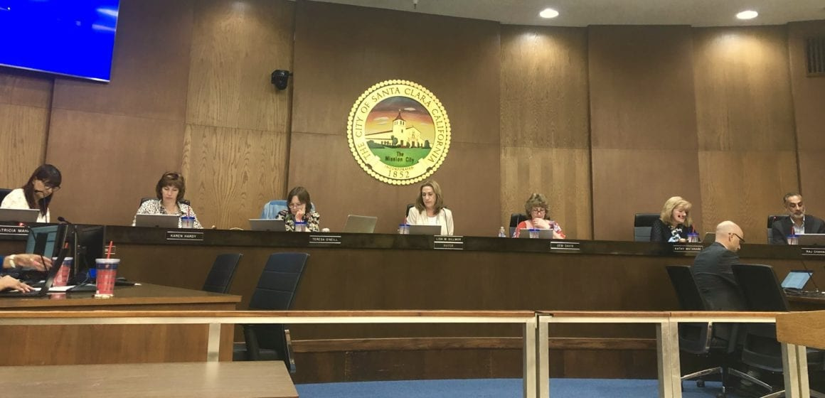 Santa Clara picks committee to help divide the city for elections