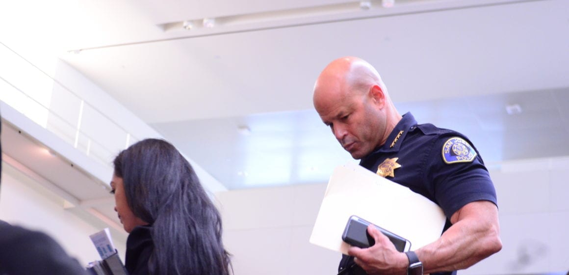 San Jose police chief announces retirement