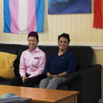 San Jose is home to the nation's second LGBTQ homeless shelter