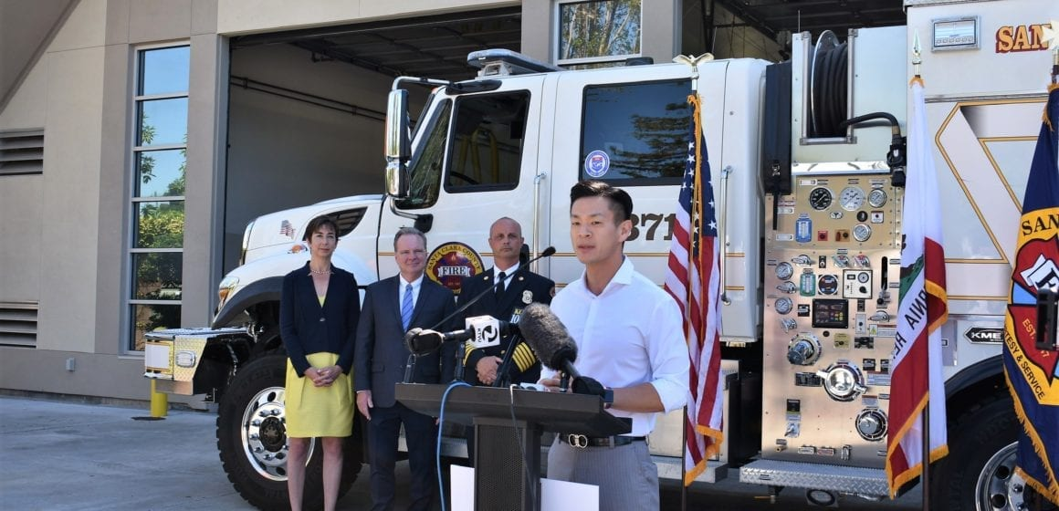 Santa Clara County receives $4M to fight wildfires