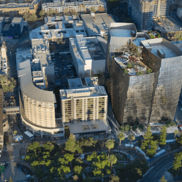 Sobrato unveils new plans for big downtown San Jose office tower