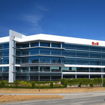 8×8 will move HQ from San Jose to Campbell, expand throughout Bay Area
