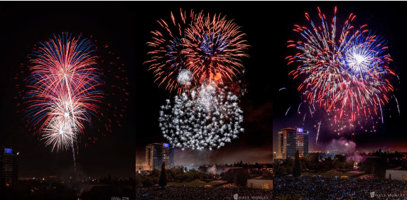San Jose: Illegal fireworks complaints more than triple amid pandemic