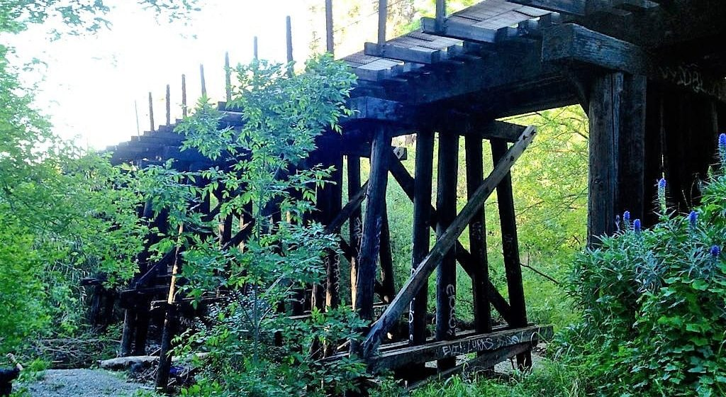 The fight over Willow Glen Trestle goes back to court