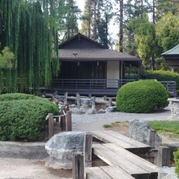 Two years after flood, Japanese Friendship Garden awaits repairs