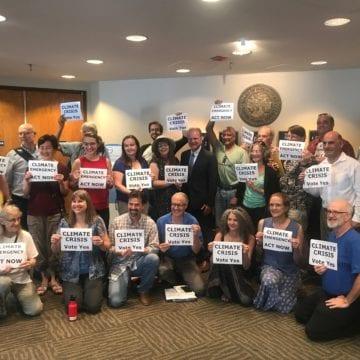Santa Clara County lawmakers declare a Climate Emergency