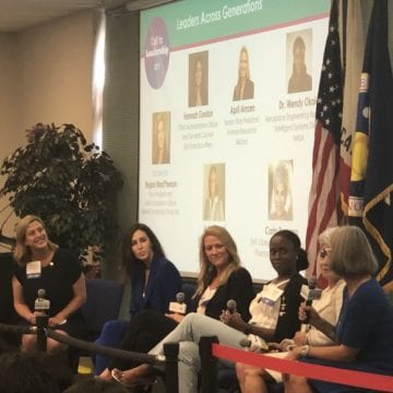 Takeaways from top female leaders during Women Equality Day