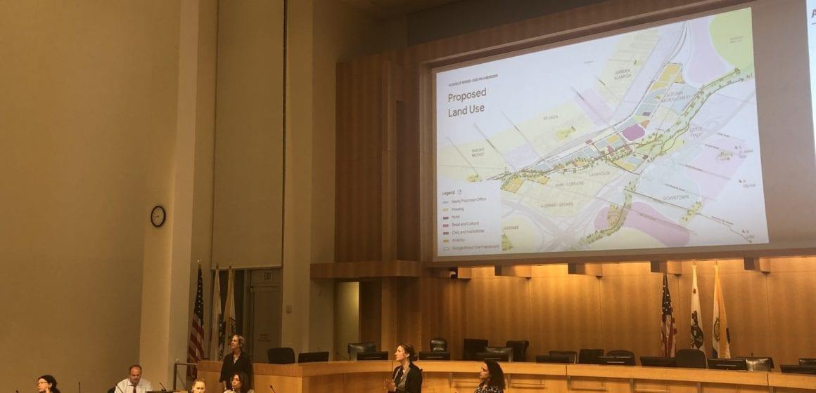 Google unveils framework for San Jose Diridon Station area