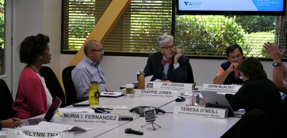 VTA directors ponder their future in latest committee meeting