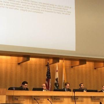 Los legisladores de San José adoptan una nueva tarifa para la estación Diridon, discuten el cierre del aeropuerto