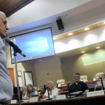 New South Bay Community Land Trust pide tierra al distrito de agua