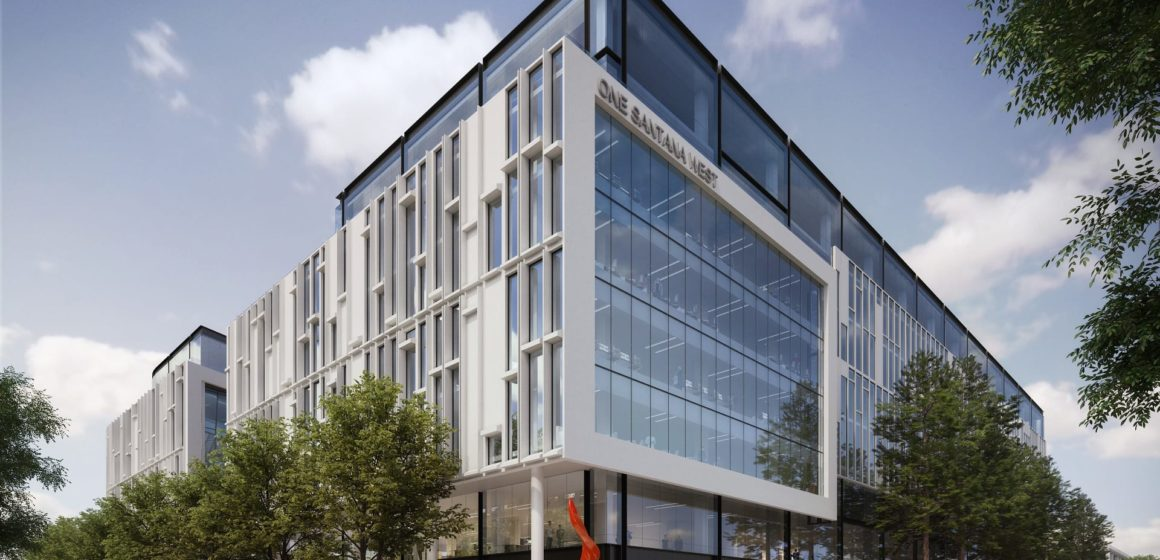 Developer digs in on new building near Santana Row as office demand surges