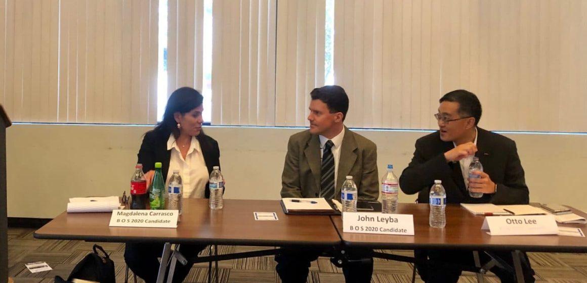 Santa Clara County supervisorial candidates release fundraising hauls