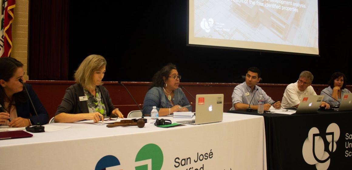 Los líderes de la Escuela Unificada de San José votan para estudiar sitios para viviendas asequibles para maestros