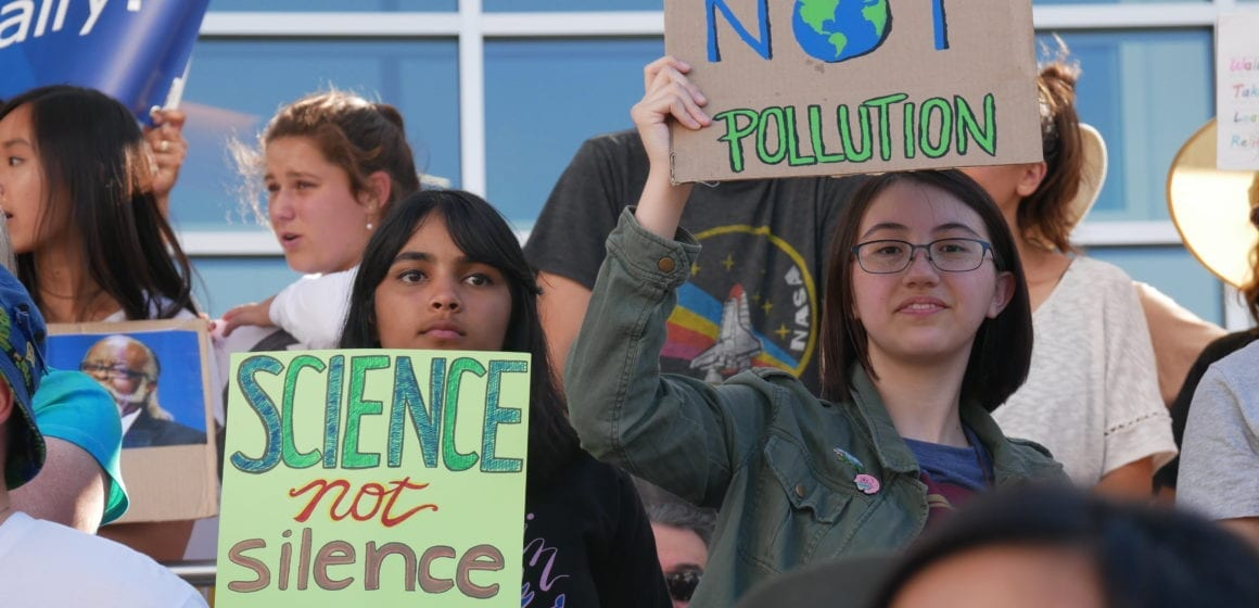 Zimmerman: Generation Z pushes for climate action through education in Santa Clara County