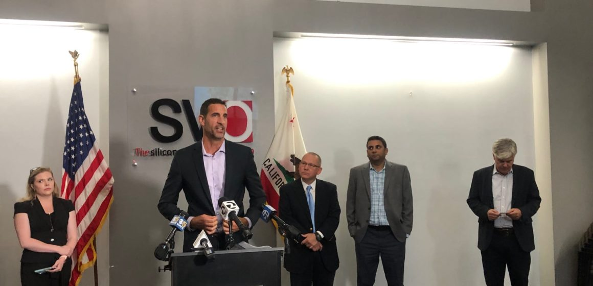Silicon Valley Organization CEO Matt Mahood placed on leave as board members quit